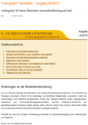 Newsletter Frielingsdorf